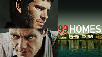 Netflix box art for 99 Homes